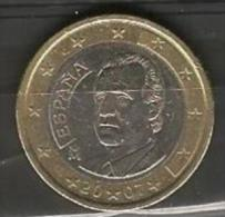 1.00 Euri 2007 - Spain