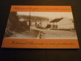 Watermael-Boitsfort En Cartes Postales Anciennes  Watermaal-Bosvoorde In Oude Prentkaarten - Watermaal-Bosvoorde - Watermael-Boitsfort
