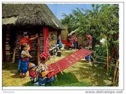 GUATEMALA Tissage Traditionnel   Non Voyagée - Guatemala