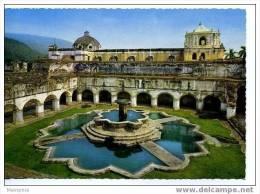 GUATEMALA Ruines De L'église  De La Merci Antigua Guatemale  Non Voyagée - Guatemala