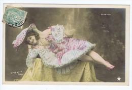 Bian-Ka , Artiste 1900 , Photo Stebbing , Série 796 , Th 85 - Entertainers