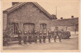 Brasschaat Polygoon Wachtparade 3de Regiment Lansiers E250 - Brasschaat