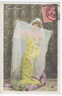 Carmen Gilbert  , Artiste 1900 , Photo Stebbing , Série 764 , Th 69 - Entertainers