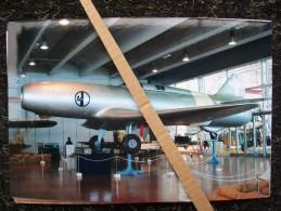 Foto  Aeroplano CAMPINI CAPRONI (MUSEO VIGNA DI VALLE) - Aviazione