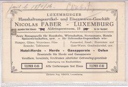 Luxembourg Nicolas Faber Herde Gasapparate Öfen Aldringerstrasse 15 M1533 - Luxemburgo - Ciudad