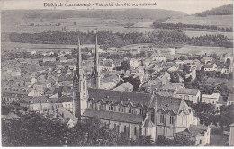 Diekirch Vue Prise Du Côté Septentrional Eglise M1537 - Diekirch