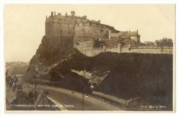 UK153 - Edinburgh Castle View From Johnston Terrace - Midlothian/ Edinburgh