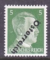 AUSTRIA  390  **  INVERTED  OVPT. - 1945-.... 2nd Republic