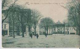 BELGIQUE VILVORDE VILVOORDE LA GRAND'PLACE ET L'HOTEL DE VILLE  BELLE CARTE  RARE !!! - Vilvoorde