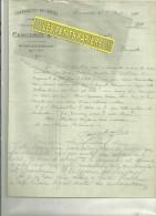 54 - Meurthe-moselle - BLAINVILLE-SUR-L´EAU - Facture CARGEMEL - Charrues – 1911 - 1900 – 1949