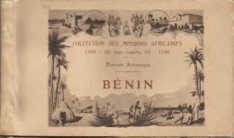 Bénin - Collection Des Missions Africaines - Carnets De 20 Cartes Postales Détachables - Benin