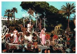 Nice : Bataille De Fleurs - Carnevale
