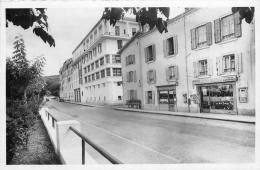 BAINS LES BAINS AVENUE DOCTEUR MATHIEU ETABLISSEMENT THERMAL - Bains Les Bains
