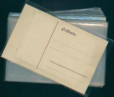 Klarsichthüllen Für Alte Ansichtskarten (100 Stück) - Zubehör