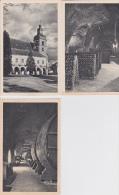 -  6 CP  PUBLICITÉ  MOËT  &  CHANDON   - Toutes Scanées - Cartes Postales