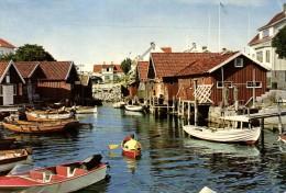 59764 -  Suéde     Bohuslânssidyll  Med  Sjôbodar - Suède