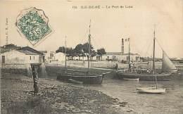 SAINT MARTIN DE RE . LE PORT DE LOIX . - Ile De Ré