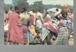 BELLA CARTOLINA  MAEKET DAY IN NORTHERN PART OF TANZANIA - Tanzania