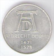 GERMANIA 5 MARK 1971  AG SILVER - [ 7] 1949-… : RFA - Rep. Fed. Tedesca