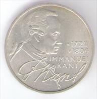 GERMANIA 5 MARK 1974  AG SILVER - [ 7] 1949-… : RFA - Rep. Fed. Tedesca
