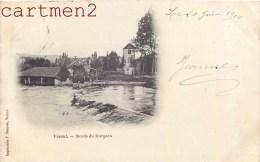 VESOUL BORDS DU DURGEON 1900 - Vesoul