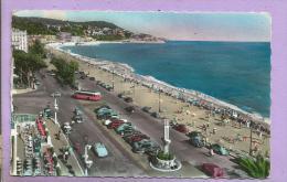 06 - NICE  -  La Promenade, La Baie Des Anges, Le Mont Boron - Photo Véritable - Nizza