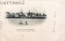 SAINT-LAURENT-GRANDVAUX 39 JURA 1900 - Frankrijk