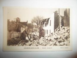2sri  - CPA - ORADOUR SUR GLANE -  Scierie Lesparat - [87] - Haute-Vienne - Oradour Sur Glane