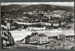 1961 SIEGEN I/w.  FP V SEE 2 SCANS LITTLE PROMENADES - Siegen