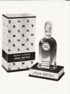 "CARTE PARFUMEE ""MOMENT SUPREME"" DE JEAN PATOU - Parfumkaarten"
