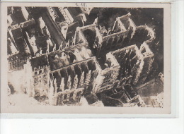 SAINT QUENTIN - CARTE PHOTO - Cath�drale 1918 - tr�s bon �tat