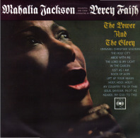 * LP *  MAHALIA JACKSON - THE POWER AND THE GLORY (Holland 1969) - Gospel & Religiöser Gesang