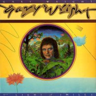 * LP *  THE LIGHT OF SMILES  - GARY WRIGHT (ex Spooky Tooth) - Rock