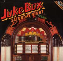 * LP *  JUKEBOX SATURDAY NIGHT - VARIOUS ARTISTS (USA 1983 EX-!!!) - Compilaties