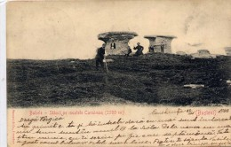 BABELE- STANCI PE MUNTELE CARIMAN (2500 M)- (BUSTENI) - Rumania