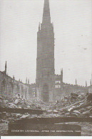 D23 Ang360 - ROYAUME UNI - COVENTRY - Cathedral After The Destruction 1940 - Sin Clasificación