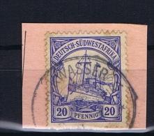 Deutsche Post In Südwestafrika  Waterberg Mi 27 - Kolonie: Deutsch-Südwestafrika