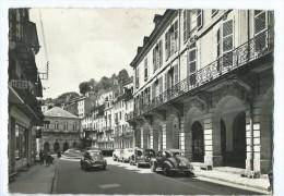 CPM - Plombieres - Rue Stanislas - Maison Des Arcades - Plombieres Les Bains