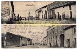 A755 - 57 - Une Carte Postale D' ALAINCOURT LA COTE - Otros Municipios