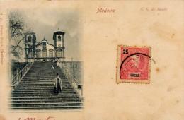MADEIRA.- N.S. DO MONTE - Madeira