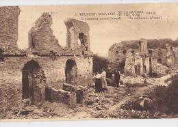 NIEUWPOORT RUINES DE LA GUERRE 14_18 LES ANCIENNES CASERNES - Nieuwpoort
