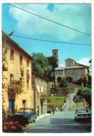 LUCCA - GRAMOLAZZO - SCORCIO PANORAMICO - Macchine - Lucca