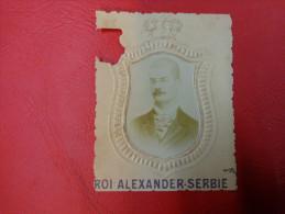 Photo Image -roi Alexander-serbie-. - Berühmtheiten