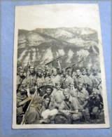 AFRICA ORIENTALE ITALIANE . GUERRA ITALO-ETIOPE MILITARI ITALIANI E ASCARI INDIGENI 1935-1936 # COMPAG - Guerra, Militari