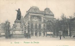 GENT / DE VOORUIT - Gent