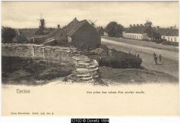 12102g  MOULIN - Vue Prise Des Ruines D'un Ancien Moulin - Eecloo - Eeklo
