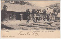 20940g CONGO BELGE - Réception D'un Cargo Dans Le MAYUMBE - 1907 - Congo Belge - Autres