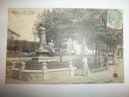 2ssw - CPA N°182 - VITTEL - Monument Bouloumié - [88] - Vosges - Vittel Contrexeville