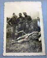 AFRICA ORIENTALE ITALIANE . GUERRA ITALO-ETIOPE MILITARI ITALIANI E ASCARI INDIGENI 1935-1936 #  ,,, 2 - War, Military
