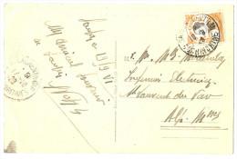 LBL23 - INDOCHINE CPA SAIGON/ST LAURENT DU VAR 10/9/1926 - Indochina (1889-1945)